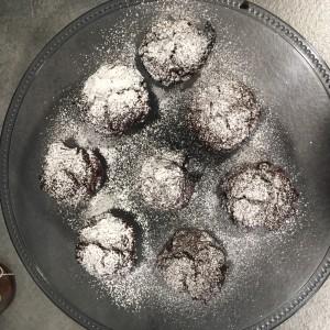 muffin ciocco